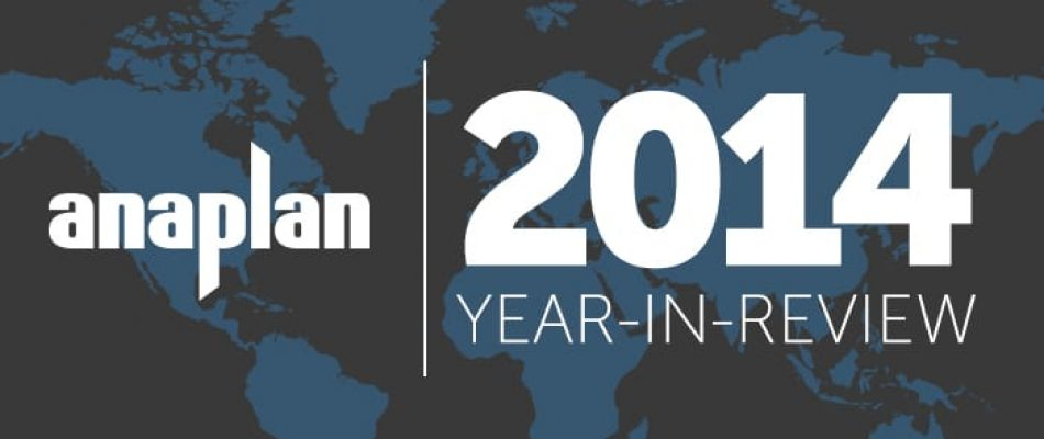 [Infographic] Anaplan achieves 230% bookings growth in 2014