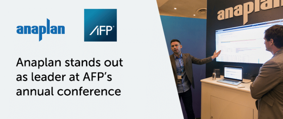 Association for Financial Professionals (AFP) Conference